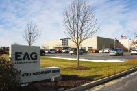 EAG provides testing, analytical and characterization services. (Image: EAG Laboratories)