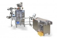 The SBL-50 stickpack technology is a fully automated forming, filling and sealing machine capable of filling 80 stickpacks/minute. (Image: Almac)