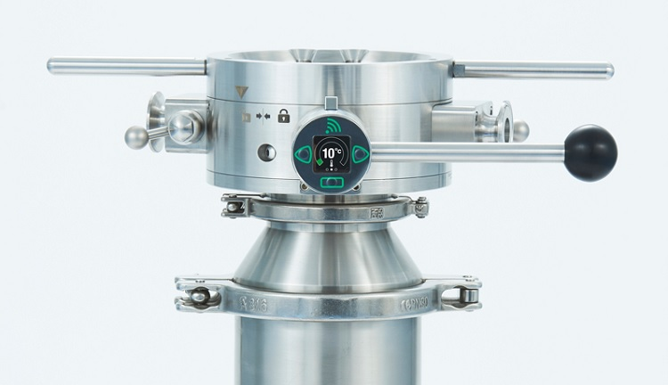 ChargePoint butterfly valve safely handles APIs