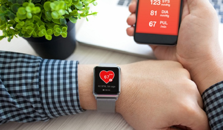 USF researchers explore wearables for COVID-19 monitoring